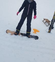 Jakna i hlace za skijanje,snowboarding