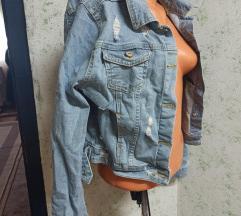 Jeans jakna // svijetli traper
