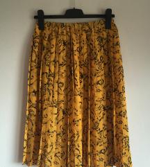 Vintage bluza i suknja
