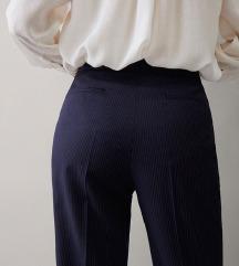 Massimo Dutti hlače od odijela s etiketom