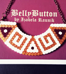 Belly Button Ogrlica SNIŽENA