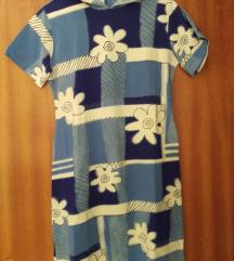 Šivana pamučna haljina