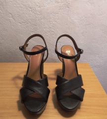 Udobne sandale s viskom petom *PPT UKLJUČENA*