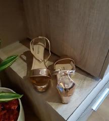 Rose Gold Sandale %%❣