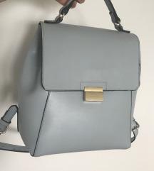 Zara plavi ruksak