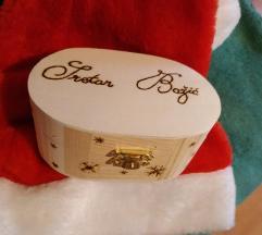 Personalizirana kutija za nakit