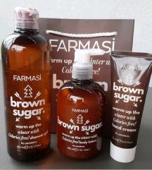 Brown sugar set