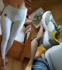 Tenisice like Balenciaga (br.38)+Adidas tajice ML
