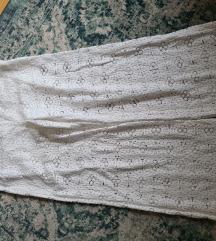 NAF NAF bijele hlače