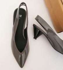H&M slingbacks s posebnom petom 39 - 40