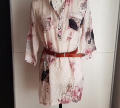 Nova cvijetna bluza/tunika