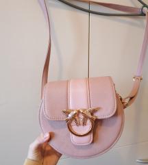 Lovely bag puder roza torbica