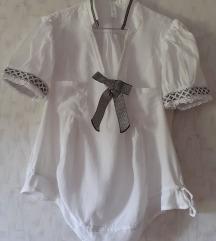Bijela bluza - sniženo!