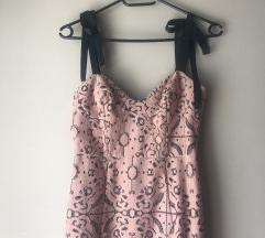 Predivna Asos cipkasta haljina