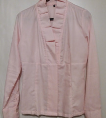 NOVA Pamučna pink košulja, pt uklj