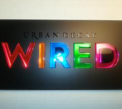 Nova WIRED paleta Urban Decay