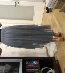 Tally weijl siva haljina