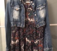 Lot - haljinica i jakna