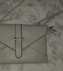 Siva pismo torbica