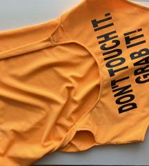 Kupaci kostim narančasti M/L