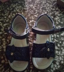 Sandale tamno plave