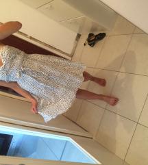 Preslatka tockasta kratka haljina