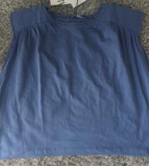 Majica na jastucice vel M Zara novo