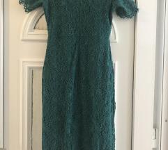 Club London zelena haljjna 40