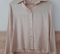 Zlatna košulja bluza M