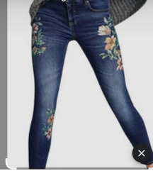 Zara jeans traperice