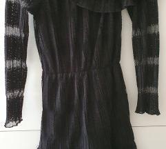 Crna Missguided haljina