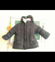 Lijepa zimska jaknica za curice br. 86