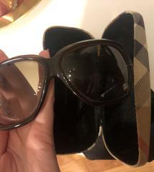 Smeđe naočale Burberry
