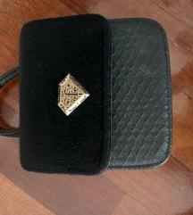 Lovely bag crna torba