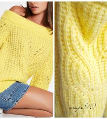 River island novi rupičasti pulover