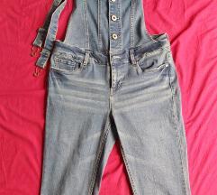 Duge hlače s tregerima (NOVO**)