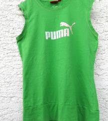 PUMA original zelena majica bez rukava