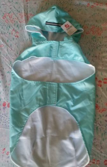Kisna jaknica za malog psa