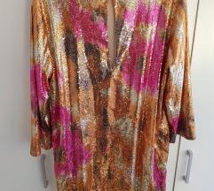 HM šljokičasta haljina/tunika