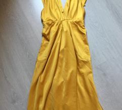 SADA 200KN!!! Asos haljina od satena 38