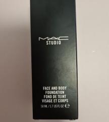 Mac Face & Body puder