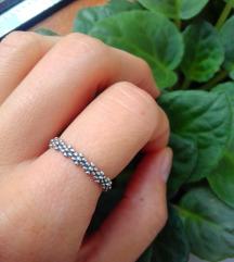 Srebrni prsten, cvjetići