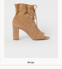 Nove HM sandale, prava koža