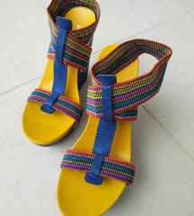 United nude sandale