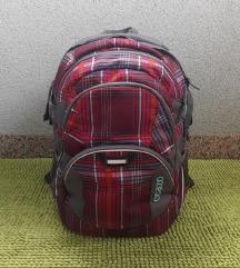 Ljubičasta školska torba