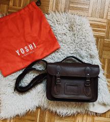 satchel kožna torba