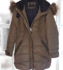 Bershka jakna parka L cijena s uključenim slanjem