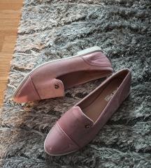 Nježno roze cipelice