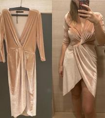 Plišana haljina Zara