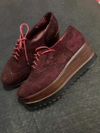 Cipele s platformom bodo